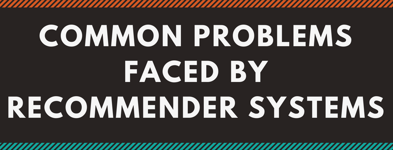 Recommender system solutions