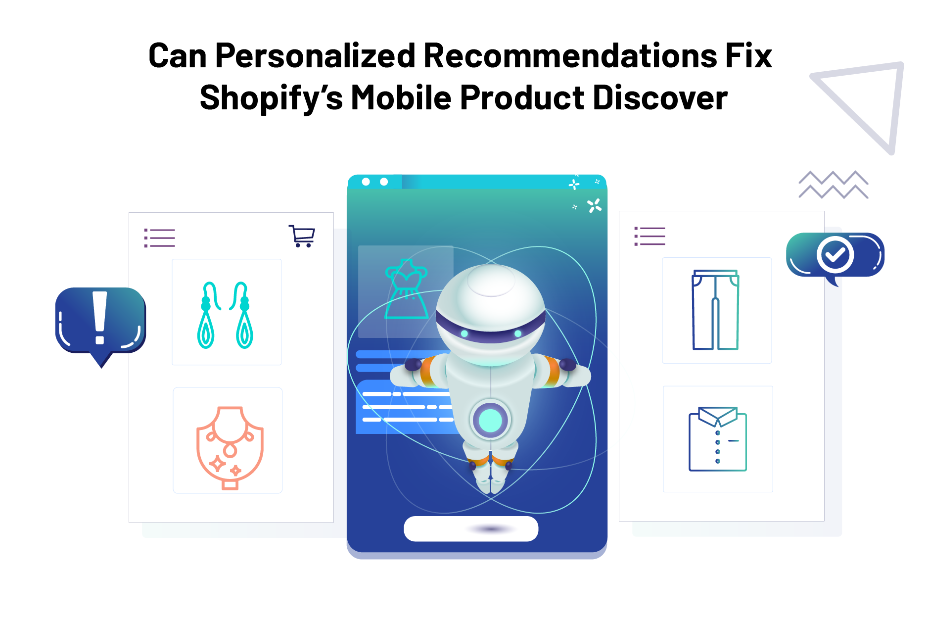 Shopify Mobile Product Discovery