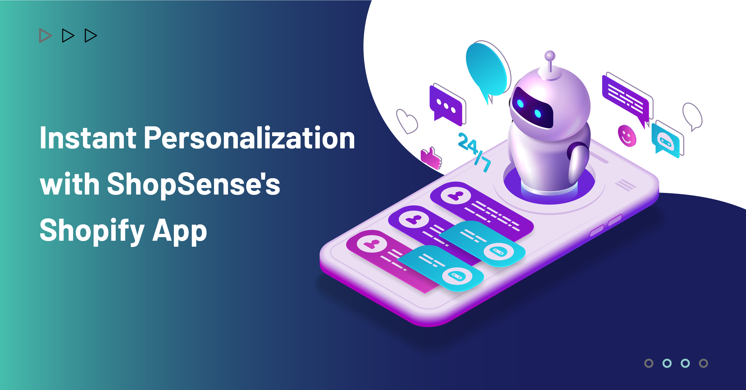 Instant Personalization with ShopSense's Shopify App