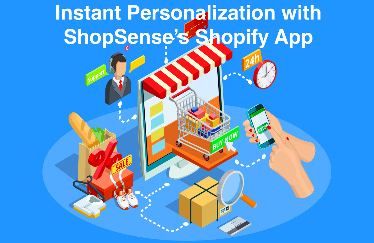 Shopify Instant Personalization