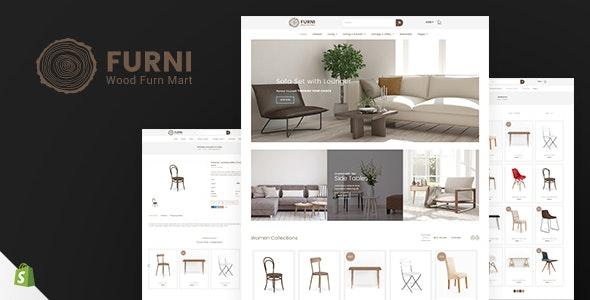 furni best shopify theme