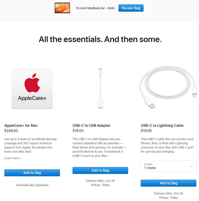 AppleCrossSell