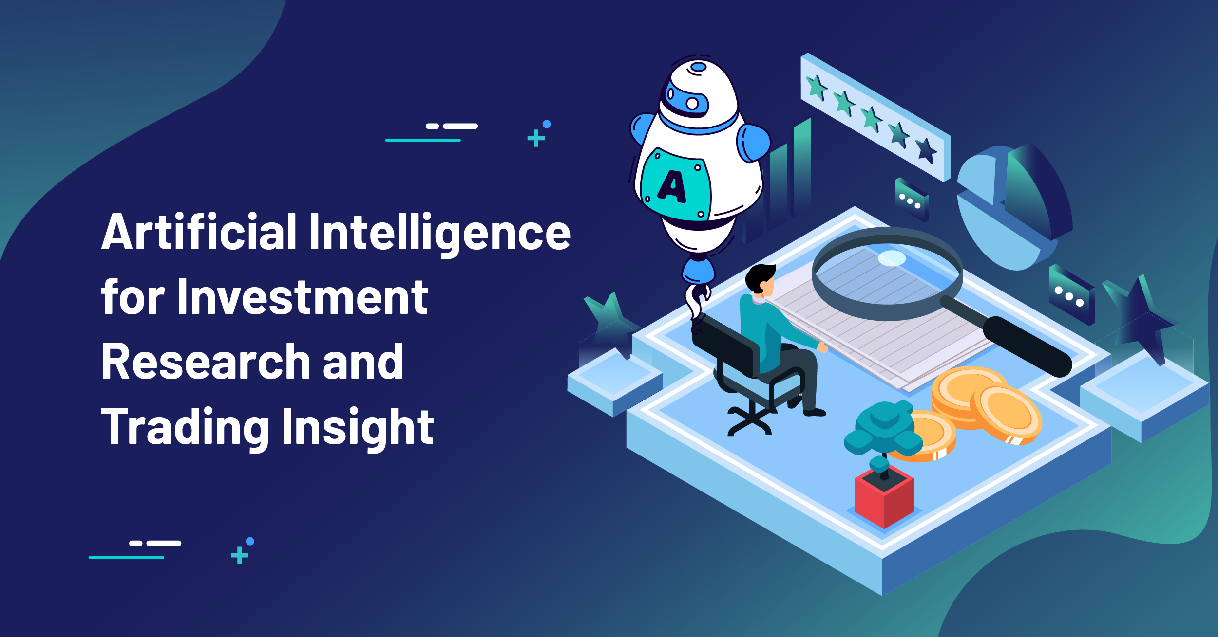AI for Investment research and Trade insight