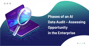 Phases of an AI Data Audit – Assessing Opportunity in the Enterprise